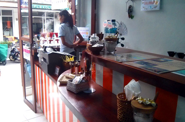 Flabird Coffee Shop, Ubud